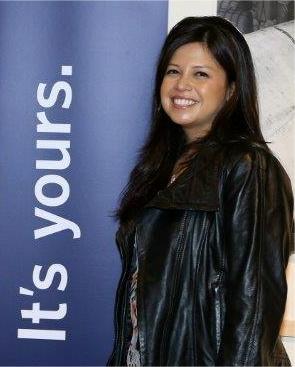 Kristen Harvey, Associate Director of Strategic Aboriginal Enrolment Initiatives