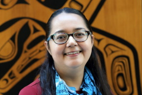Indigenous Faculty Johanna Sam